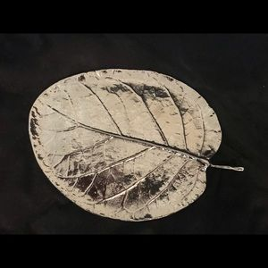 Michael Aram botanical catch all leaf tray